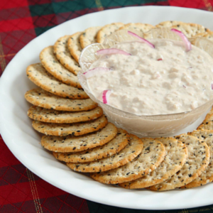 salmon cheese spread