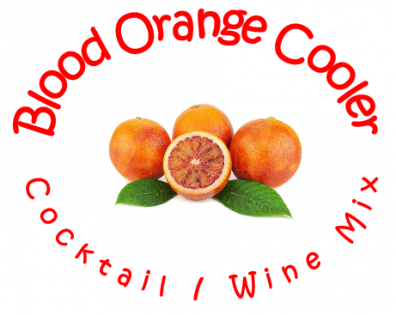 Blood Orange Cooler