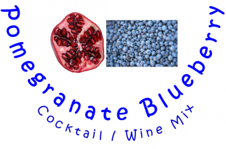 Pomegranate Blueberry